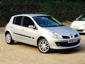 Turbo Clio 3 : 2008 renault clio 1 2t turbo 16v 100 tce dynamique 5 door silver 69k miles fsh in high wycombe ~ Mglfilm.com Idées de Décoration