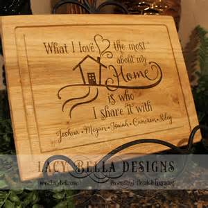 personalized glass cutting board cutting board quotes