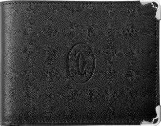 bilderrahmen für geldscheine crl3001368 must de cartier kleinlederwaren brieftasche f 195 188 r m 195 188 nzen geldscheine kreditkarten