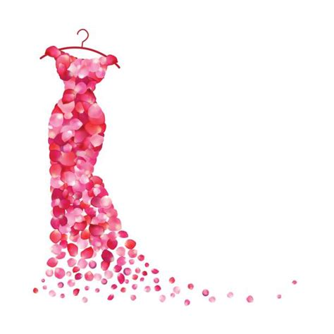 dress illustrations royalty  vector graphics