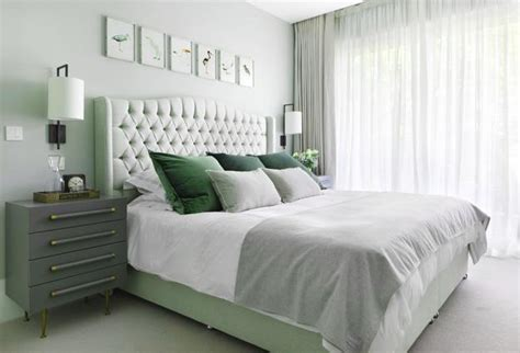 Interior Design Ideas Bedroom Green by Green Color Schemes For Modern Bedroom And