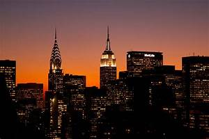 The Chrysler Building and Empire State Building | Vista ...