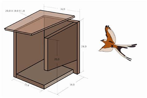vogelhaus bauen mit kindern anleitung affordable vogelhaus selber bauen aus sten vogelhaus
