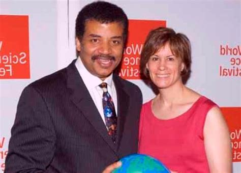 Neil deGrasse Tyson wife Alice Young | Thecelebsinfo