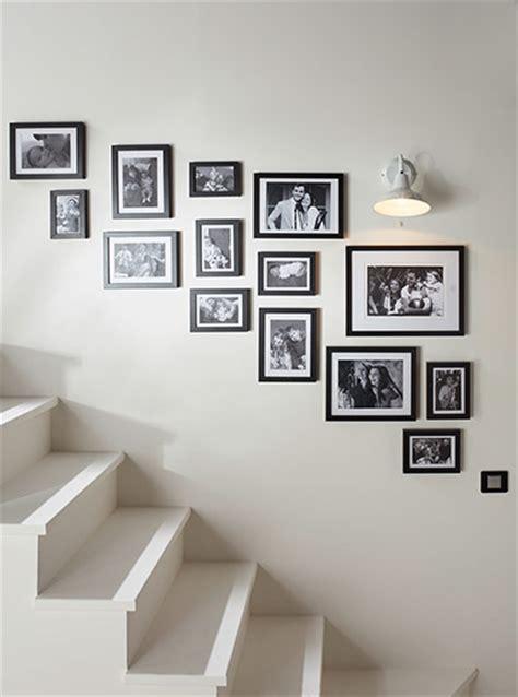 mur de cadres decoration home design architecture cilif