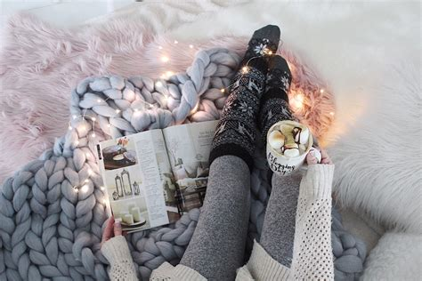 Embracing Hygge During Winter Months - Simple Cozy Charm