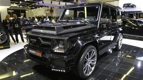 Bonkers 888-horsepower Brabus G65 Costs 0,000