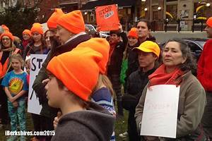 Group Marches Through Williamstown to Advocate for Gun ...