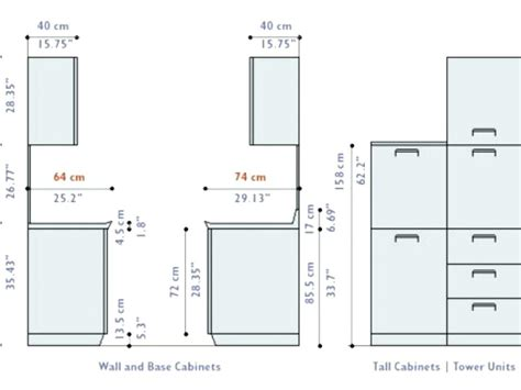 standard height of kitchen cabinets standard kitchen cabinet sizes south africa www resnooze 9428