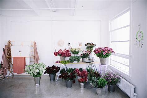 designlovefest moon canyon floral workshop  la