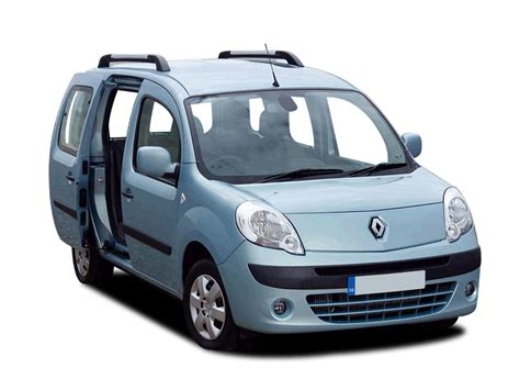renault kangoo renault kangoo 1 6 expression photos and comments www