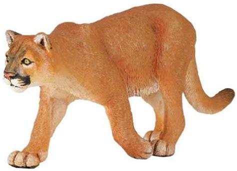 mountain lion toy replica  animal world