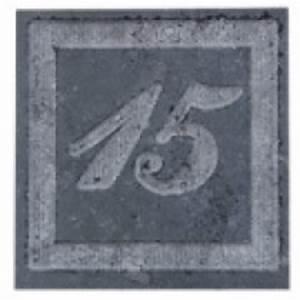 Plaque De Rue Personnalisée Extérieur : plaque numero maison plaque numero de rue ~ Dode.kayakingforconservation.com Idées de Décoration