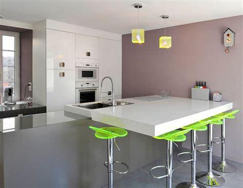 ilot central pour cuisine cuisine ilot central deco maison moderne