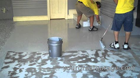 epoxy flooring how to install epoxy floor installation youtube