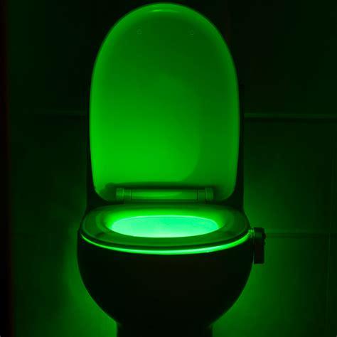 toilet bowl light toilet light light bowl glow bowl illumibowl