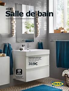 Ikea Salle De Bain : salle de bain ikea le nouveau catalogue 2018 c t maison ~ Melissatoandfro.com Idées de Décoration