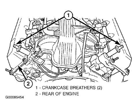 2003 Jeep Liberty Vacuum Hose Diagram by My 2003 Jeep Liberty Has A Power Tech 3 7l V6 Air Manifold