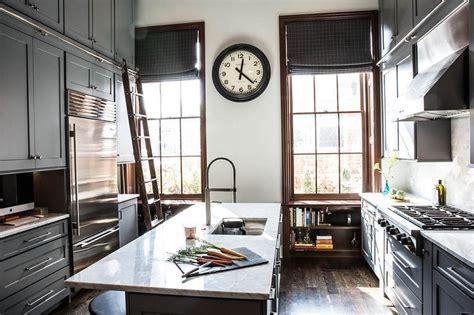 Stacked Kitchen Cabinets   Cottage   Kitchen