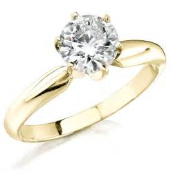 yellow gold solitaire engagement ring yellow gold solitaire engagement rings and elegance