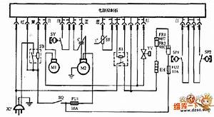 Dishwasher Circuit Diagram 01