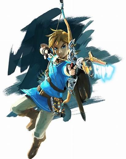 Link Zelda Botw Zeldapedia Wiki