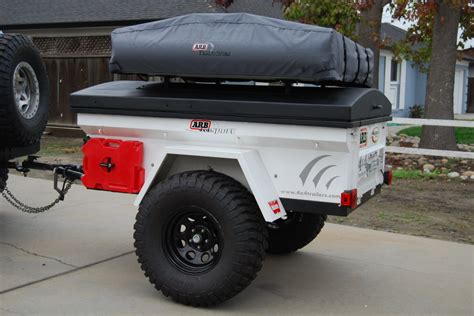 For Sale - 4x4 Offroad Adventure Trailer M-416,ARB ...