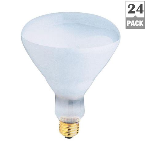 pool light bulb feit electric 500 watt incandescent r40 pool and spa flood