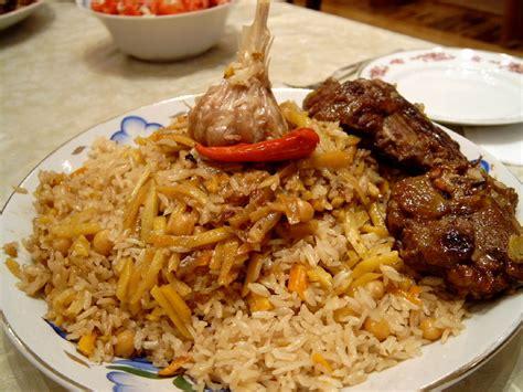 cuisine ouzbek recette en photos du meilleur plov ouzbek