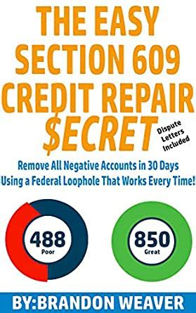 Capital one® spark® classic for business. Amazon.com: The Easy Section 609 Credit Repair Secret: Remove All Negative Accounts In 30 Days ...