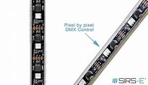 Dmx Rgb Led Strip Direct Dmx512a Pixel