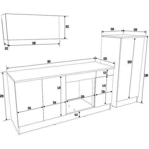 meuble de cuisine sur mesure buffet de cuisine sur mesure