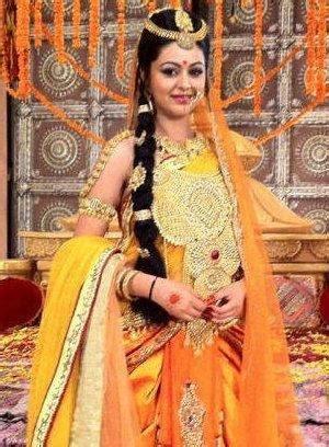 female character       mahabharata