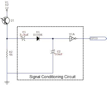 Pressure Transducer Circuit Diagram by Transducer And Signal Conditioning Circuit Diagram