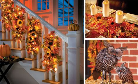 ways  introduce  fall season   interior
