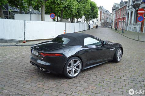 Jaguar F Type S Convertible by Jaguar F Type S V8 Convertible 11 July 2016 Autogespot