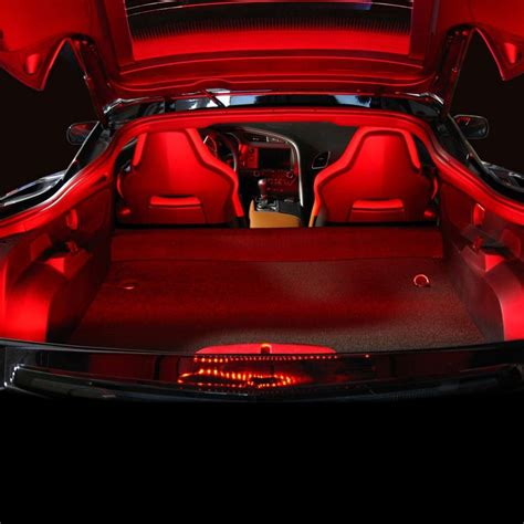 Corvette Lights by C7 Corvette Stingray Z06 2014 Cargo Led Lighting Kit