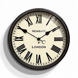 Buy Newgate Clocks The Battersby Wall Clock - Large Amara