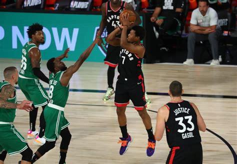 Gameday: Raptors vs Celtics – Game 7, Sep. 11 - Raptors ...