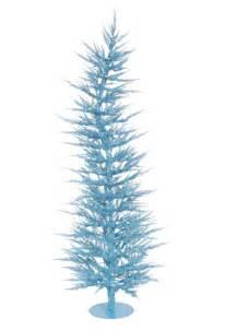 sky blue laser tinsel christmas tree christmas tree market