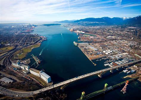 Puerto Metro Vancouver, Vancouver Fraser Port Authority Badezimmer Selber Renovieren Fliesen Ideen Trockenbau Anleitung Komplett Set Badezimmern Wellness Romantische Was Kostet Ein