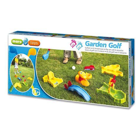 maro toys  garden golf set timmi spielwaren