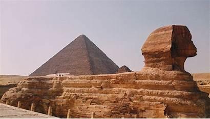 Sphinx Giza Wallpaperaccess Wallpapers Egypt Desert 4k