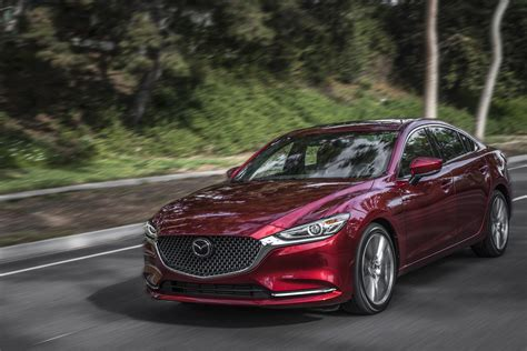 Mazda Picture by 2018 Mazda6 Sedan Inside Mazda