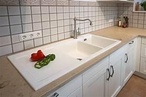 Spülbecken Für Küche : sp lbecken keramik ~ Michelbontemps.com Haus und Dekorationen