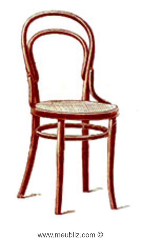 siege thonet chaise n 14 par michael thonet