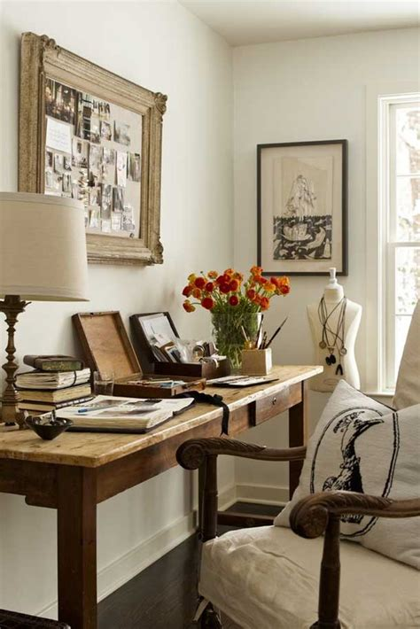 French Country Living Rooms Pinterest by 18 Fabulous French Inspired Home Offices Tidbits Amp Twine