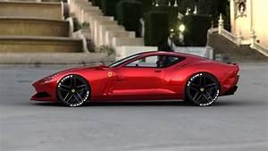 Cuvy Automobiles : ferrari 612 gto concept car tuning ~ Gottalentnigeria.com Avis de Voitures