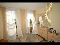 bedroom curtain ideas Bedroom Curtain Ideas - Curtain Ideas For Small Bedroom Windows - YouTube