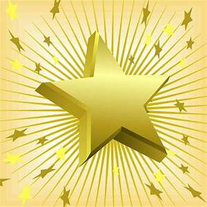 Free Gold Stars, Download Free Clip Art, Free Clip Art on ...